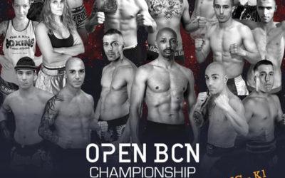 Open BCN Championship Barcelona K-1 Kick-Boxing 2020