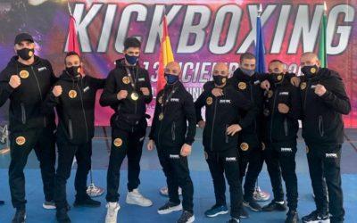 Campionat d'Espanya de Kick-Boxing i K1 2020