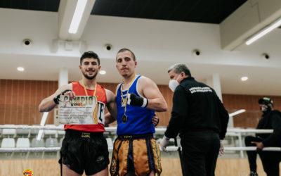 Campionats Catalunya 2021 Amateur Kick Boxing i Muay Thaï