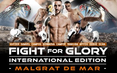 Fight for Glory International Edition